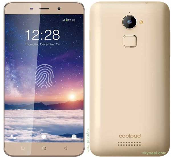 Coolpad Note 3 Lite Gold edition