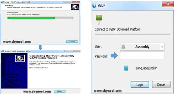 Download YGDP Tool with installation guide