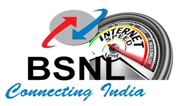 BSNL increase minimum broadband speed to 1 Mbps