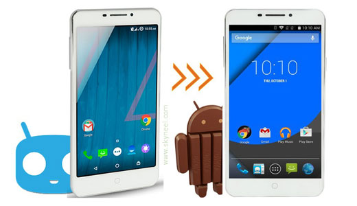How to install Stock Android KitKat Rom on Yureka Plus