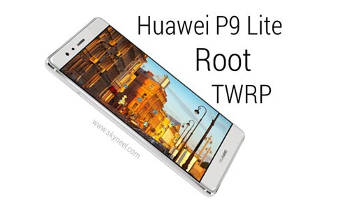How to root Huawei P9 Lite and install TWRP recovery