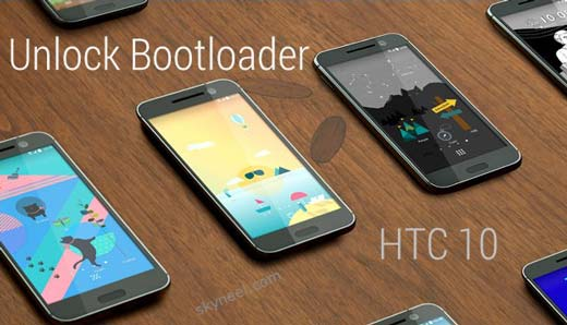 How to unlock bootloader HTC 10