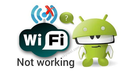 What to do when WiFi does not work properly