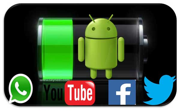 How to find out which apps or games are draining Android phone battery