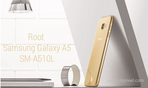 How to root Samsung Galaxy A5 SM A510L