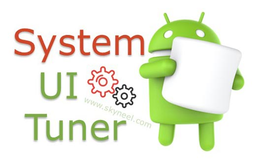 Customize quick settings of System UI Tuner in Android 6 Marshmallow