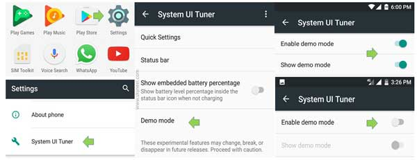 how-to-enable-demo-mode-in-android-marshmallow-6