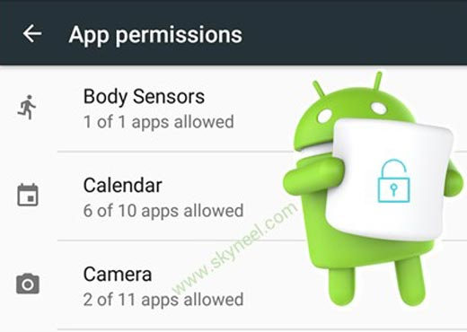 How to manage Android 6 Marshmallow app permissions
