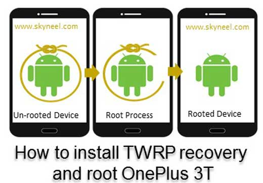 How to root OnePlus 3T TWRP recovery