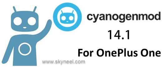 Official CM14.1 ROM for OnePlus One