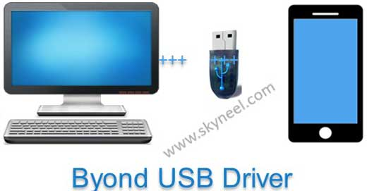 Byond USB Driver