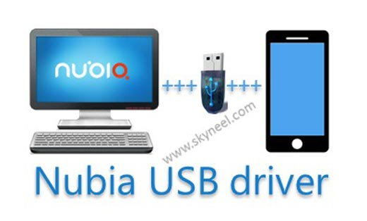 Download Nubia USB Driver with installation guide