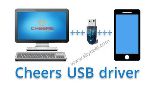 Download Cheers USB driver with installation guide