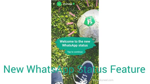 WhatsApp introduce latest WhatsApp Status Feature