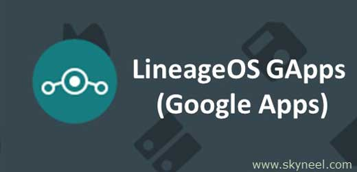 Download LineageOS GApps (Google Apps)