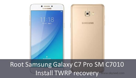 How to root Samsung Galaxy C7 Pro SM C7010