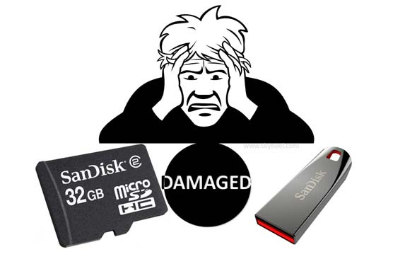 Easy Steps to Repair Corrupted MicroSD Cards or Pen drive