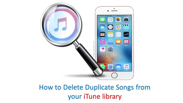 How to Delete Duplicate Songs from iTune library
