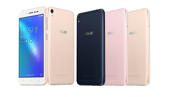 Asus Zenfone Live with Live Beautification Selfie 4G VoLTE at Rs. 9,999