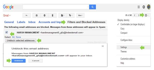 How to Block Someone on Gmail from Desktop PC, Android or iPhone