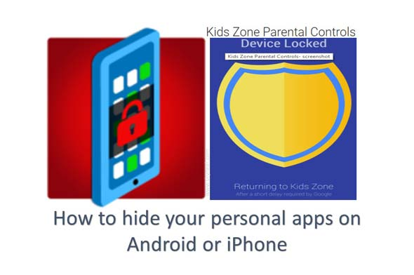 How to hide your personal apps on Android or iPhone