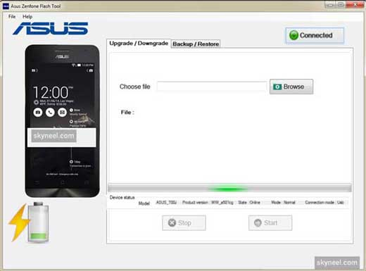 Asus Zenfone Flash Tool 2