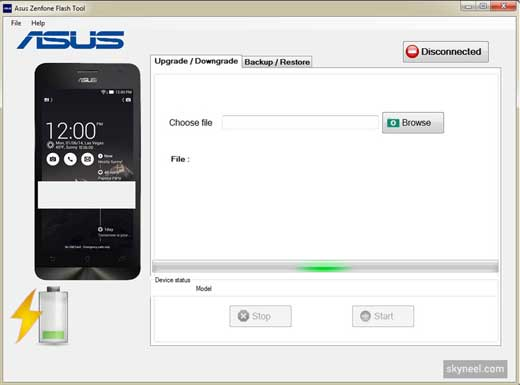 Asus Zenfone Flash Tool 1