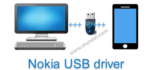 nokia usb rom driver download free