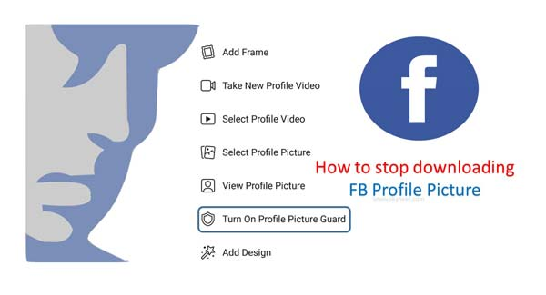 How to stop downloading FB Profile Picture