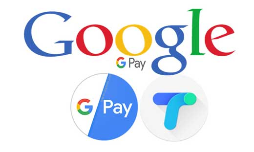 Google Pay TEJ Digital Payment Indian App
