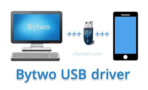 Bytwo USB Driver