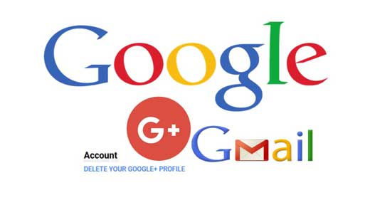 Delete Google Plus without deleting Gmail