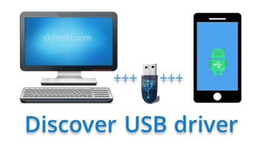 Discover USB Driver