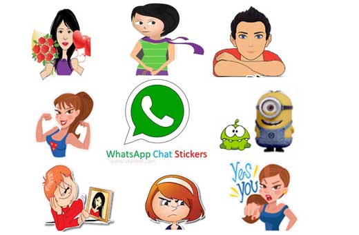 How to Add Photos with WhatsApp Chat Stickers