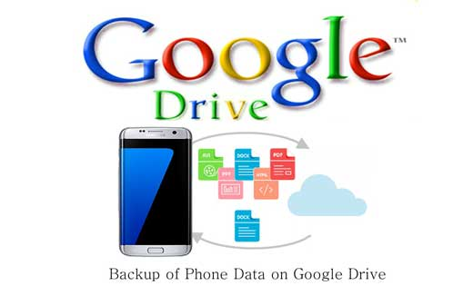 Manual Backup of phone data on Google Drive without WiFi