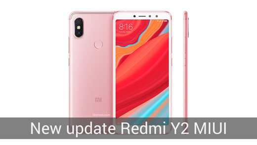 Redmi Y2 MIUI 10 0 1 0 Global Stable Rom [Android 8 1 Oreo]
