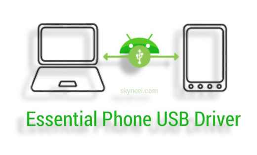 Essential Phone USB Driver