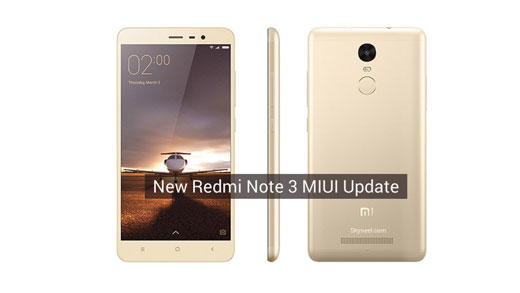 Redmi Note 3 MIUI 10 1 1 0 Global Stable Rom [Android 6 0]