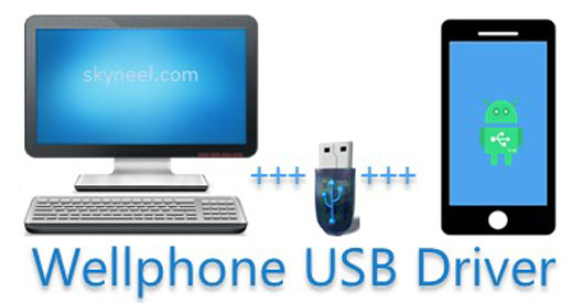 Wellphone USB Driver