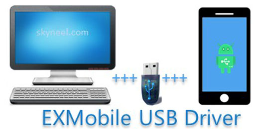 EXMobile USB Driver