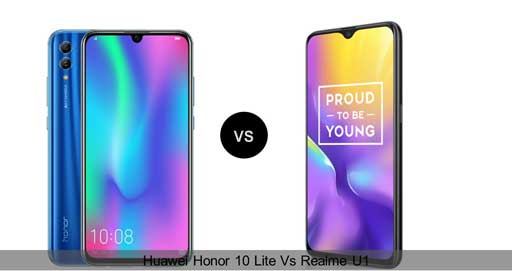 Realme U1 Vs Huawei Honor 10 Lite