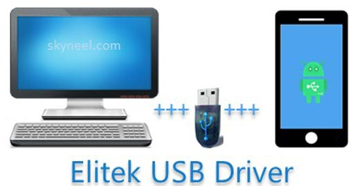 Elitek USB Driver
