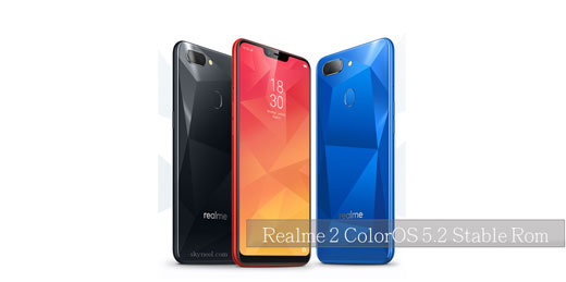 Realme 2 ColorOS 5 2 Stable Rom installation guide