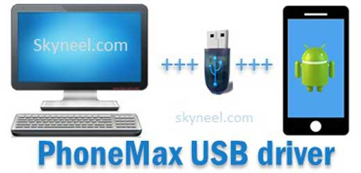 PhoneMax USB Driver