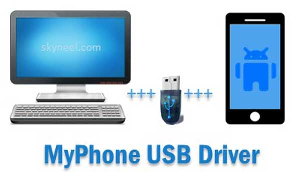 MyPhone USB Driver Download with installation guide