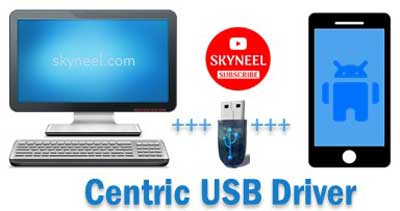 Centric USB Driver