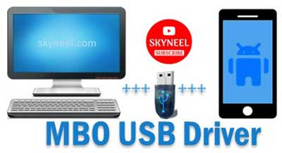 MBO USB Driver Download with installation guide