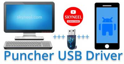 Puncher USB Driver