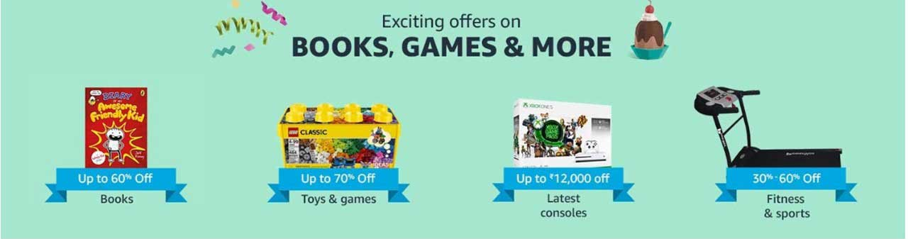 Amazon-Book-&-Games