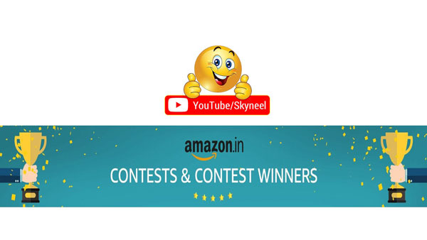 Amazon Quiz contest Winners: September 2019